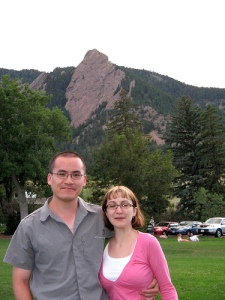 eiron and I @ Chautauqua