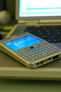 E61 on Titanium PowerBook