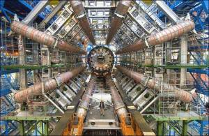 Atlas particles detector @ Large Hadron Collider (LHC)
