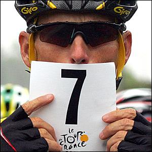 7 Tour de France