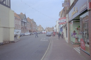 Bridgnorth High St. - North