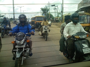 Bangalore Traffics