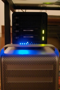 Drobe on Mac Pro - 4