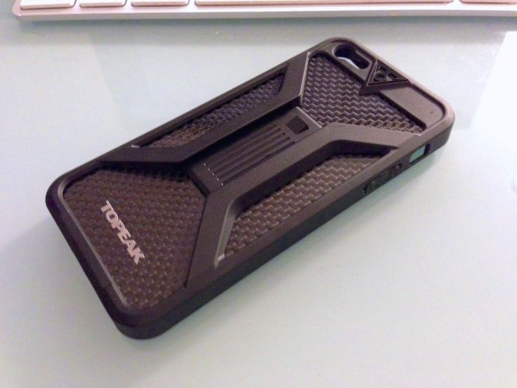 Topeak Ride Case II iPhone 5 mount
