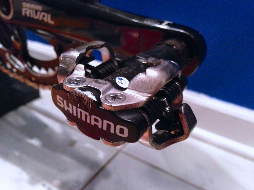 Shimano PD-M520L pedals