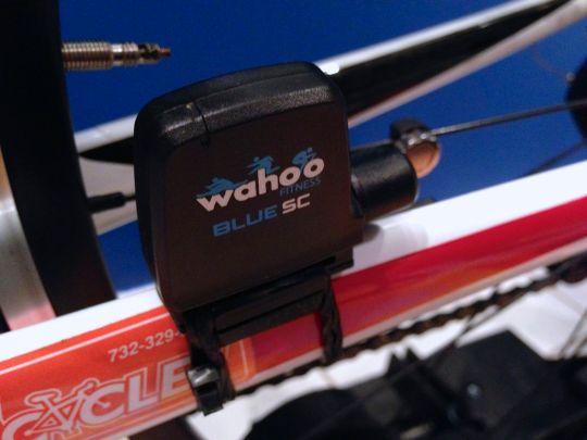 Wahoo Speed & Cadence sensor